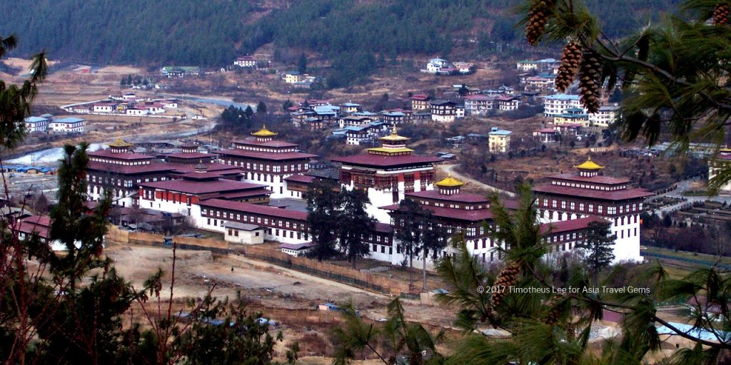 One of the Best Places to Visit in Asia - Beautiful Bhutan - Truly The Last Shangri-la on Earth. Click Image to Read More about Bhutan