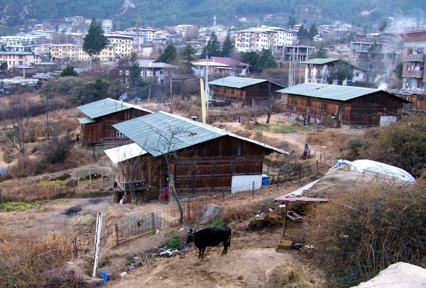 Bhutan's version of public housing