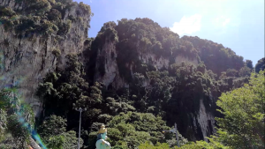 Arrived Best Places To Visit In Kuala Lumpur - Batu Caves!