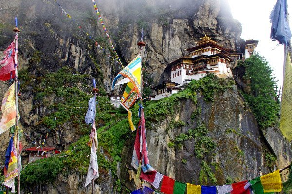 Best Places To Visit In Thimphu, Bhutan - Tiger's Nest