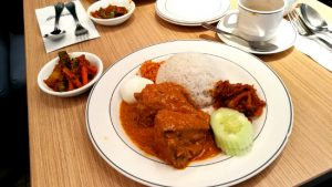 Madam Kwan KLCC Menu - Nasi Lemak - Click on Image to Read More