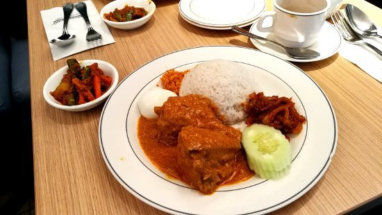 Best Places to Eat In Kuala Lumpur - Madam Kwan KLCC Menu - The Signature Nasi Lemak