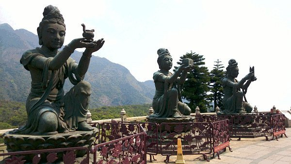 Things To Do In Hong Kong - 3 of 6 Devas