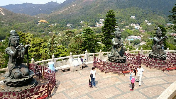 What To See In Hong Kong - Another 3 of 6 Devas
