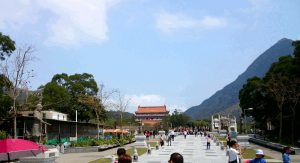 What To See In Hong Kong - Bodhi Path that leads to Tian Tan Buddha