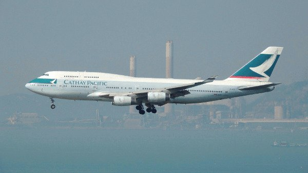 Best Places to Visit in Asia - Hong Kong's national carrier, Cathay Pacific