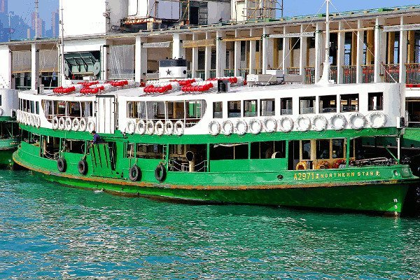 Best Places to Visit in Asia - Hong Kong's Ferries