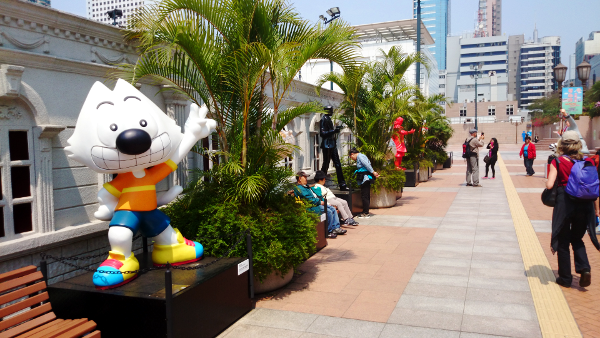 Things To Do in Hong Kong - Avenue Stars Hong Kong - Avenue of Comic Stars Walkway