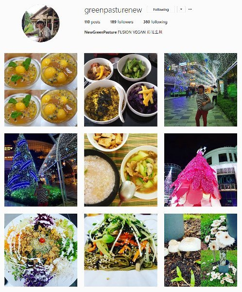 Best Places To Eat In Singapore - New Green Pasture Cafe - Instagram Account