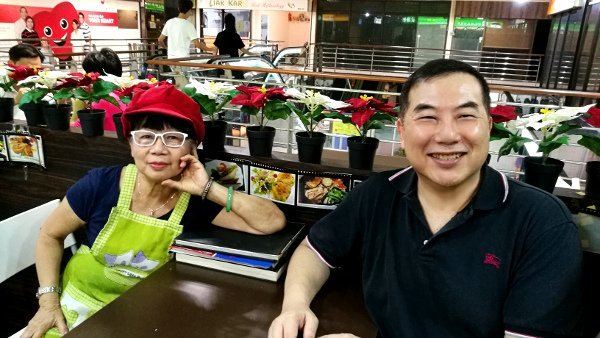 Best Places To Eat In Singapore - Sophia Teh, Owner of New Green Pasture Cafe and Asia Travel Gems' Timotheus Lee