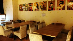 Best Places To Eat In Kuala Lumpur - Kinjuku SetiaWalk Mall Review - Dining Area 1