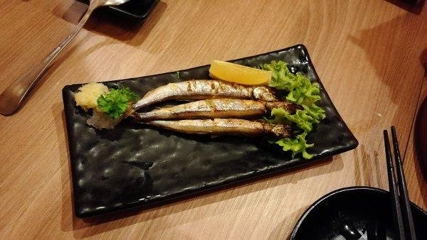 Best Places To Eat In Kuala Lumpur - Kinjuku SetiaWalk Mall Review - Shisamo
