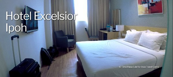 Ipoh Hotels Review - The Hotel Excelsior Ipoh, the 1st International Hotel in Ipoh