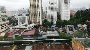 Kuala Lumpur Hotels - Ramada Suites Kuala Lumpur City Centre - City View