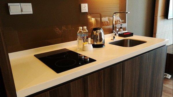 Kuala Lumpur Hotels - Ramada Suites Kuala Lumpur City Centre - Kitchenette