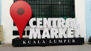 Things To Do In Kuala Lumpur - Central Market - Click on Image to Read More