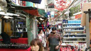 Things To Do In Kuala Lumpur - Petaling Street - browsing through the stalls