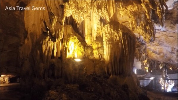 Things To Do In Ipoh - Kek Look Tong (極樂洞) - More awesome stalagmites and stalactites