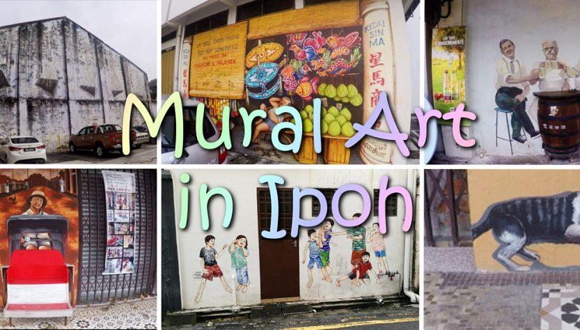 Things To Do In Ipoh - Mural Art - header
