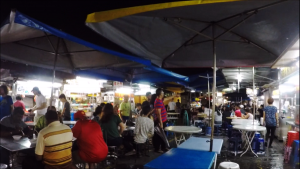 How the Gurney Drive Hawker Centre looks like