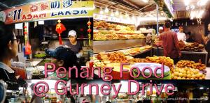 Penang Food - Gurney Drive