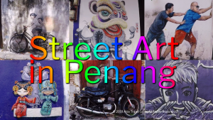 Things To Do In Penang - Street Art In Penang