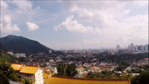 Awesome view of Penang