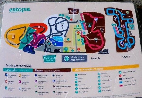 Entopia Map