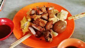 Lobak King food