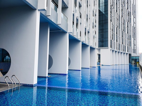 Lovely Outdoor Swimming Pool