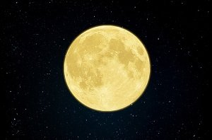 Full Moon - Mid Autumn Festival
