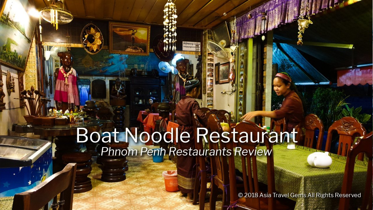 Phnom Penh Restaurants - Featured Image