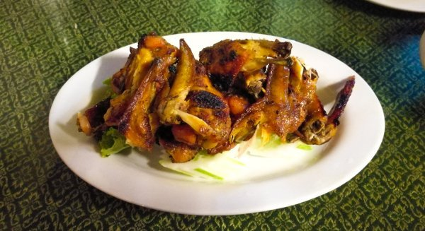 Phnom Penh Barbecued Chicken Wings
