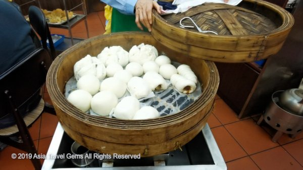 Cha Siu Bao, Big Bao, Lotus Seed Bao And Many Other Baos