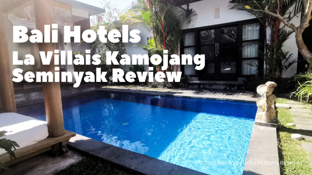 Bali Hotels - La Villais Kamojang Seminyak Review