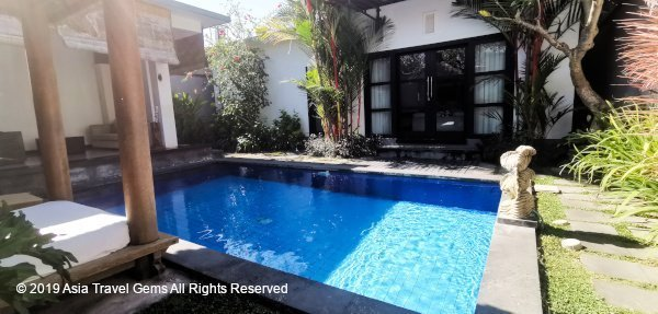La Villais Kamojang Seminyak One Bedroom Villa