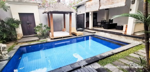 La Villais Kamojang Seminyak Villa Private Pool