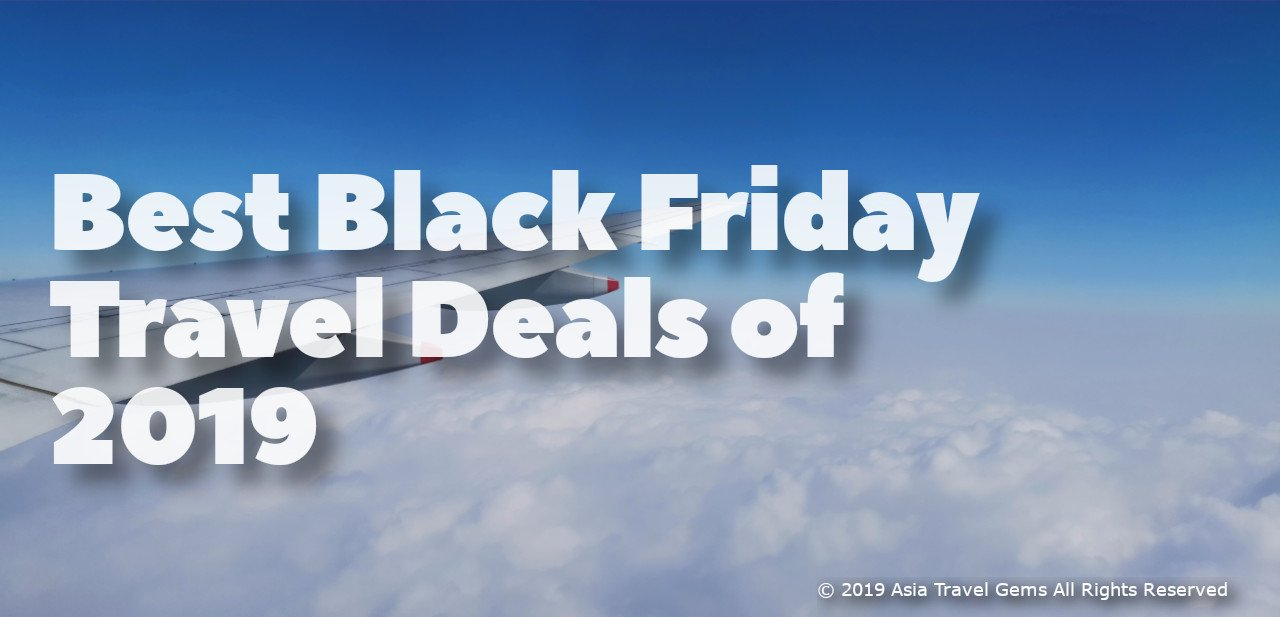 Best Black Friday Travel Deals of 2019