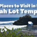Best Places To Visit In Bali - Tanah Lot Temple