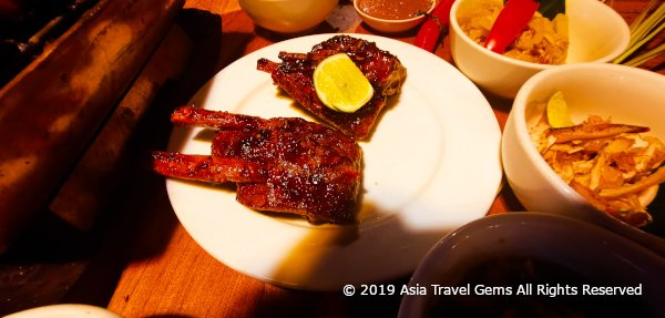 Warung Nia - Delicious Barbecue Pork Ribs