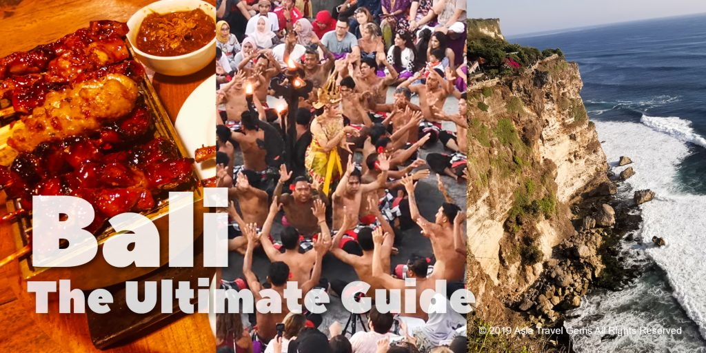 Bali - The Ultimate Guide