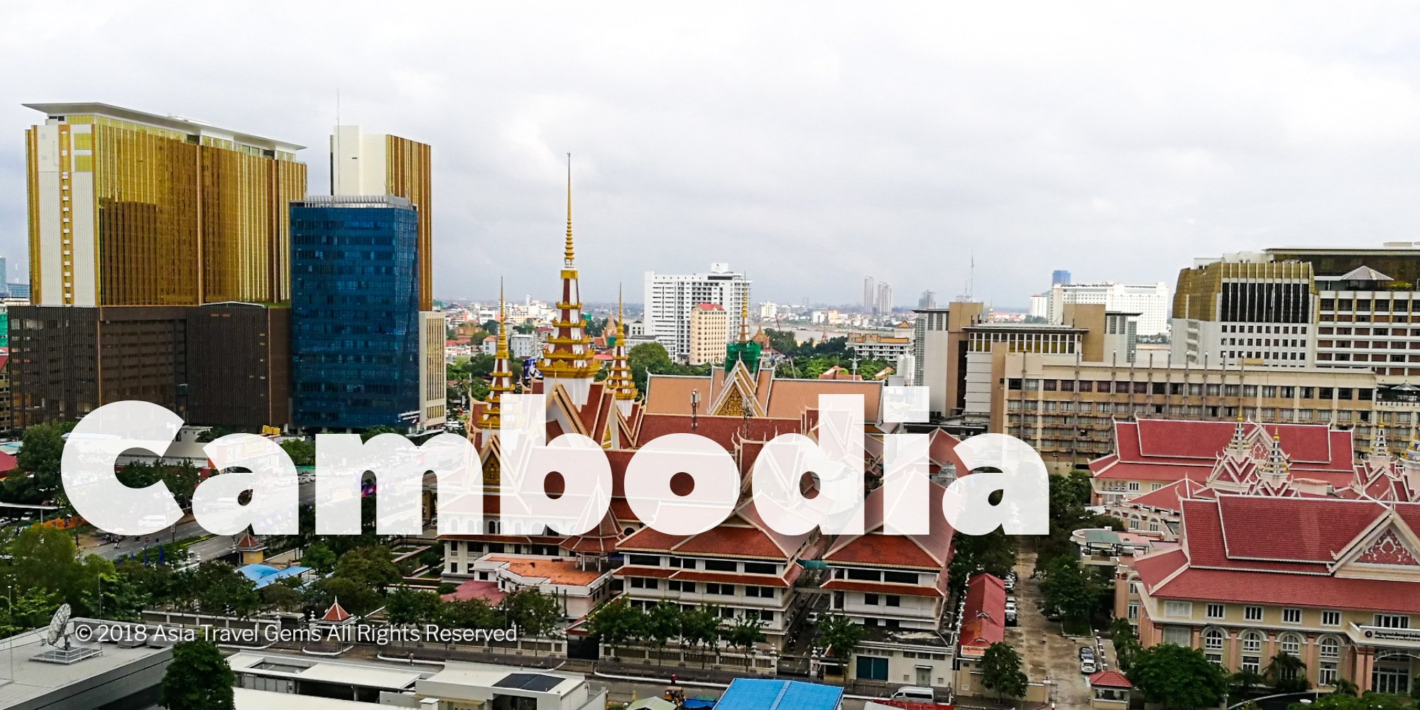 Best Places To Visit In Asia - Cambodia