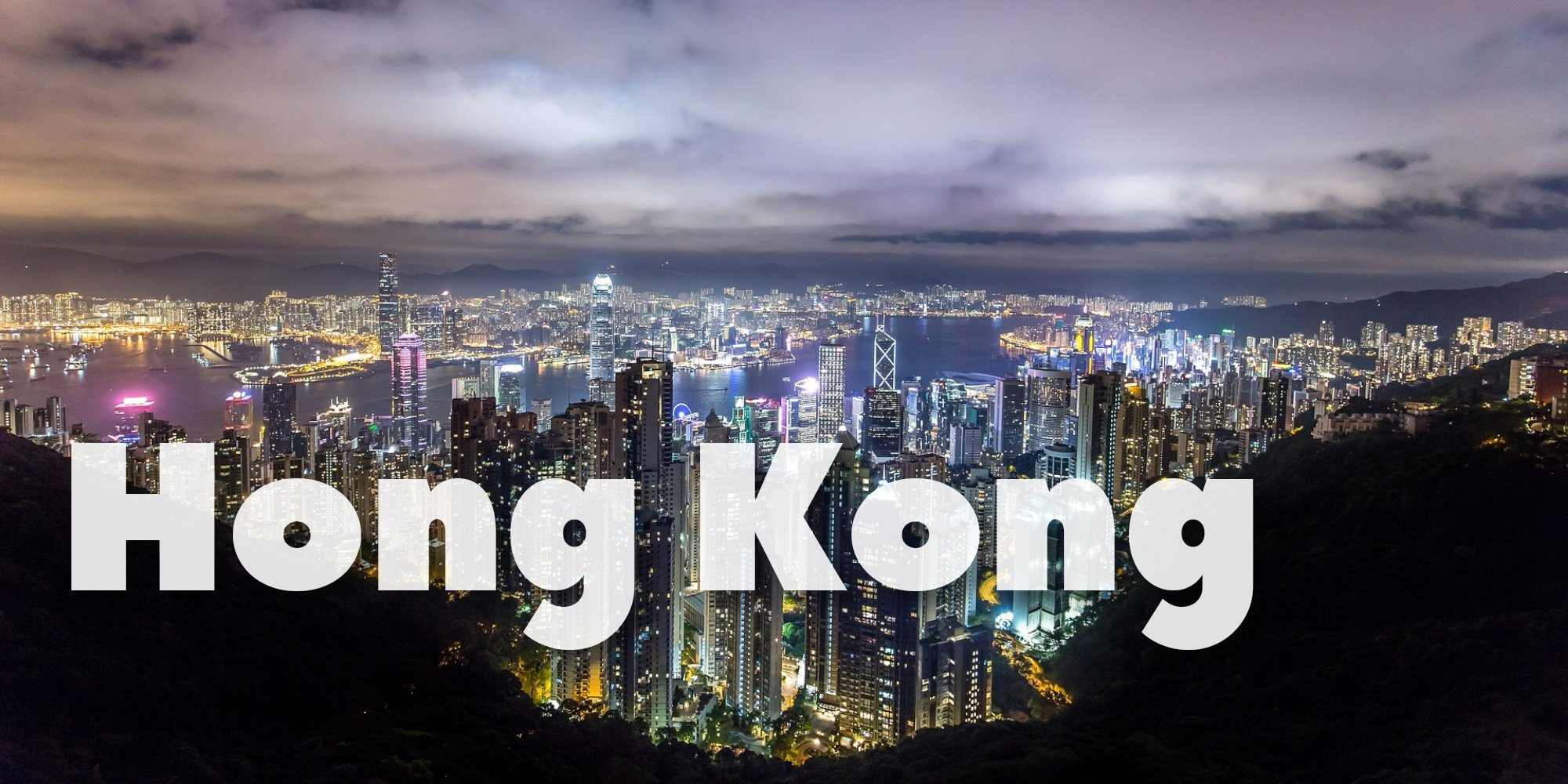 Best Places To Visit In Asia - Hong Kong