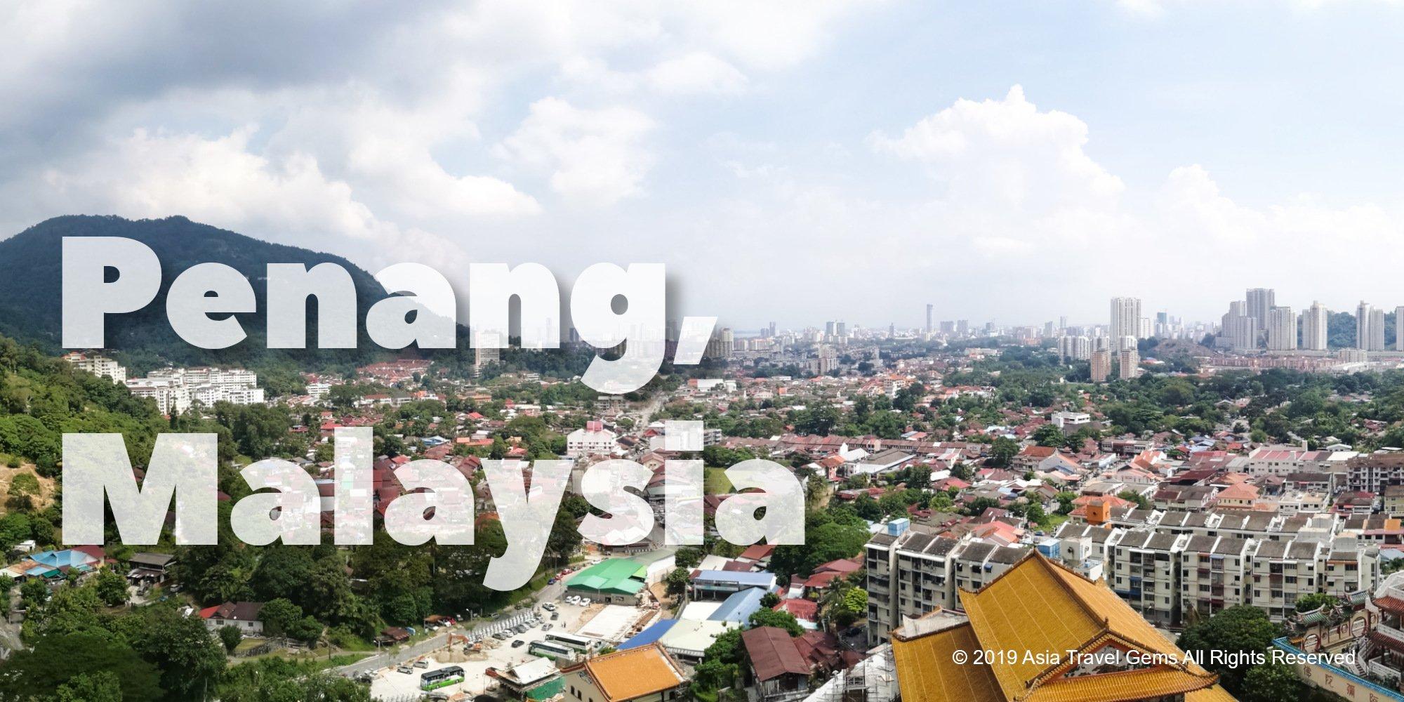 Penang Malaysia